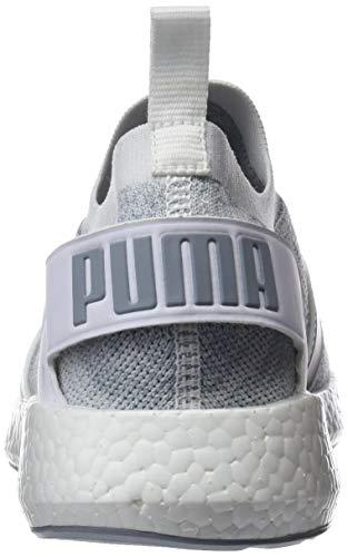 Blanc quarry 04 Nrgy White Puma Running Knit Neko Chaussures De Engineer Homme puma 6Hq8O