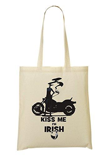 LukeTee Kiss Irish Bolso De Bolsa Mano Compra De Im La rr6dqwB