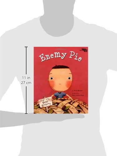 Enemy Pie (Reading Rainbow book) by Chronicle Books (Image #2)
