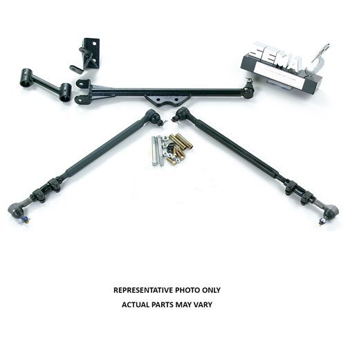 Superlift Suspension | 1024 | Superunner Steering Conversion - 1980-1996 Ford F-150 and Bronco - with 4-6'' Superlift Lift Kit by Superlift