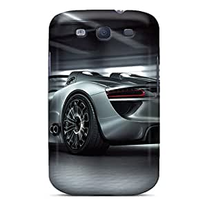 For YVnIW14147GYzWc Porsche 918 Spyder Concept Protective Case Cover Skin/galaxy S3 Case Cover