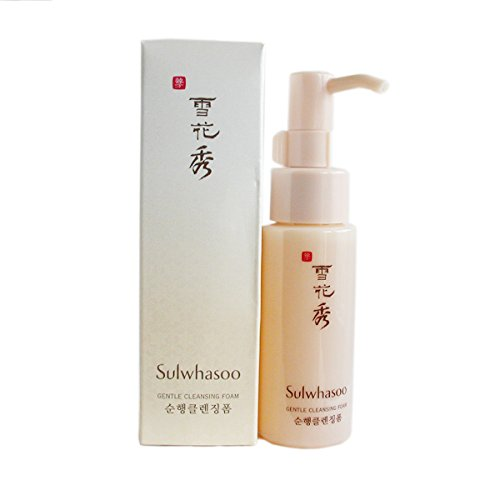 [Sulwhasoo] Gentle Cleansing Foam (Soon-Heng Cleansing Foam) 50ml