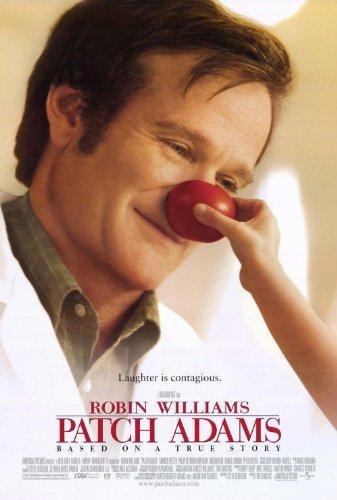 Patch Adams Poster Movie 1998