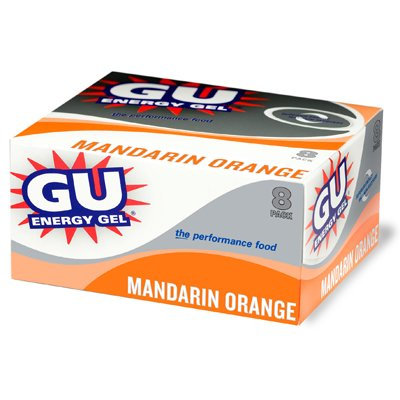 GU Energy Gels, 8 Pack CHOCOLATE OUTRAGE