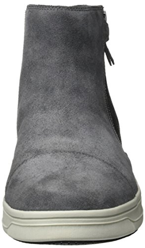 Aveup Gris B Girl Mixte Geox Adulte Montantes Grey dk Chaussons Uqw0CO