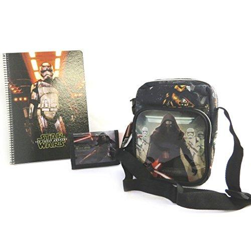 Geschenk-box 'Star Wars'schwarz (+ tasche + wallet spezifikationen).