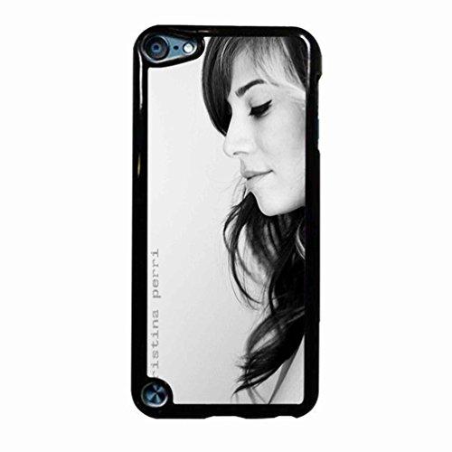 Christina Perri Case / Color White Plastic / Device iPod Touch 6