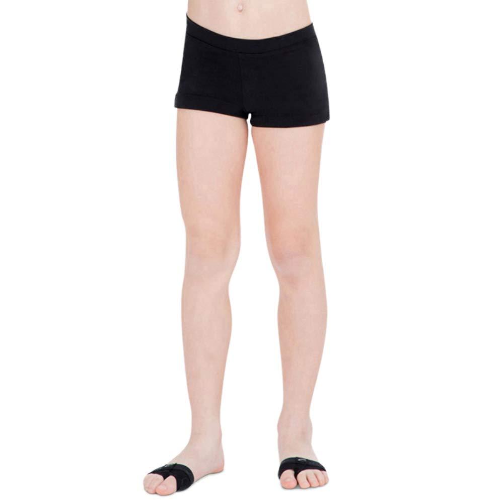 Enfant Shorts de Danse V/êtements de Gymnastique Sports Pantalons pour 4-13Ans URMAGIC Gymnastique Shorts Fille