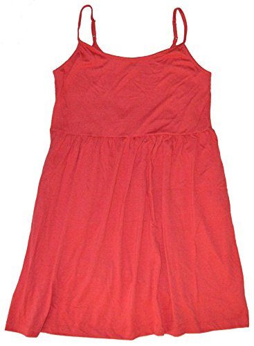 GAP Maternity Pink Skinny Cami Strap Sun Dress Large