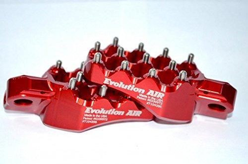 - Fastway EVO AIR Aluminum Footpeg Kit - Husqvarna TR650 STRADA / TERRA _22-3-4131S|22-4-001RDS