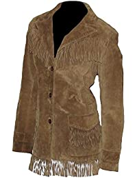 Amazon.com: Browns - Leather & Faux Leather / Coats, Jackets & Vests: Clothing, Shoes & Jewelry