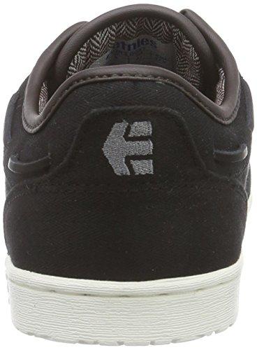Da Uomo Dory Skateboard Etnies Nero Scarpe black schwarz grey brown F1CwOqa
