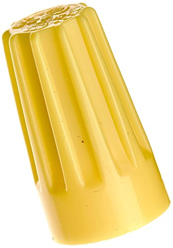 t 74B Wire Connector, Yellow, 100 Pack ()