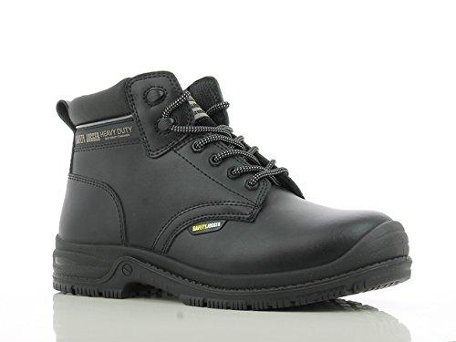 Safety Jogger X1100N81 Sicherheitsschuh S3 mit SFC Sohle Schwarz (Schwarz)