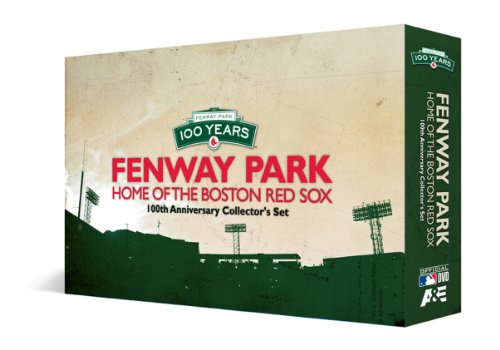 Fenway Park: Home of the Boston Red Sox (100th Anniversary Collector's Set) Boston Red Sox Collectors