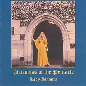 Azuregreen Cd: Priestess Of The Pentacle (upripen) -