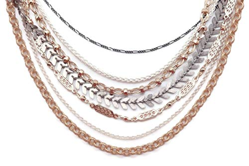 Chan Luu Mixed Metals Multi Chain Pre-Layered Style ()