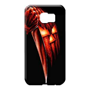 samsung galaxy s6 edge Proof Slim Fit pictures phone carrying case cover halloween