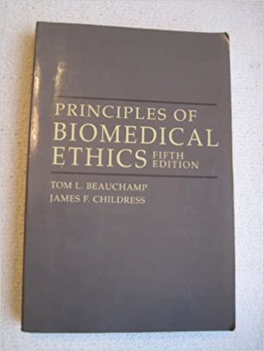 Principles of biomedical ethics 5th edition fifth edition by tom principles of biomedical ethics 5th edition fifth edition by tom beauchamp james f childress tom l beauchamp 8583323156163 amazon books fandeluxe