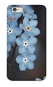 New Forget-me-not Case Cover, Anti-scratch HeLasCu4414cEDPr Phone Case For Iphone 6 With Design