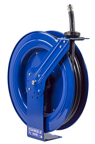 Coxreels SH-N-550-DF-BBX Spring Rewind Hose Reel for DEF applications: 3/4'' I.D., 50' hose, 300 PSI by Coxreels