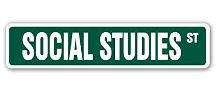 Image result for social studies sign