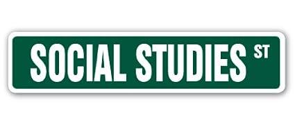 Image result for social studies sign