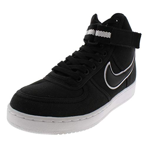 Nike Women's Vandal Hi Basketball Shoe 9 Black ()