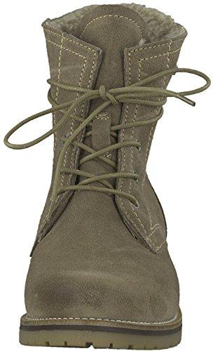 Boots Taupe 26243 Tamaris Damen Chukka BA6tZpq0