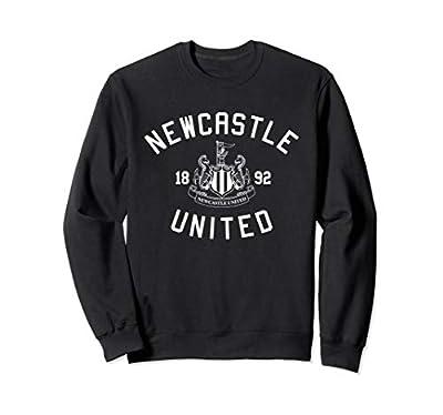 Newcastle United FC Sweatshirt Black