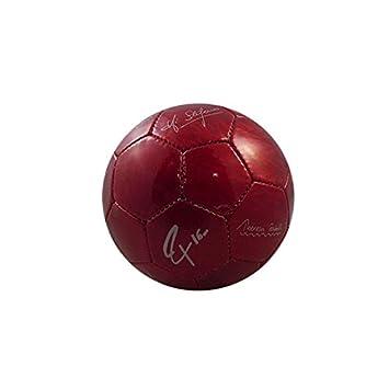 F.C. Barcelona Pelota de Fútbol Granate: Amazon.es: Juguetes y juegos