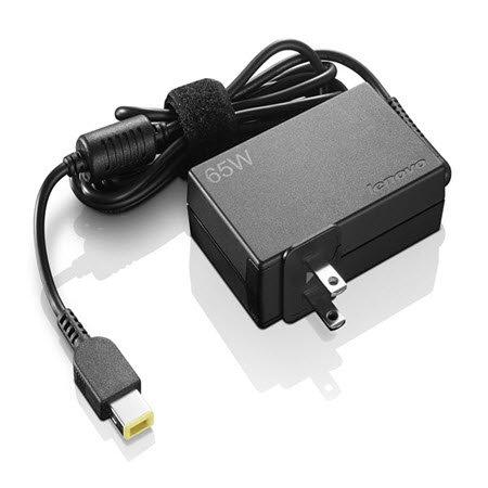 Lenovo 65W Travel AC Adapter For USA 4X20H15594