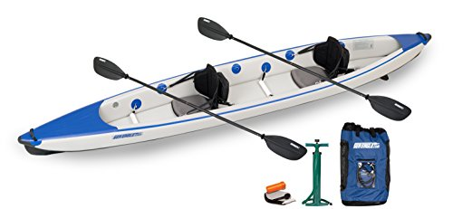 (Sea Eagle Razorlite 473rl Inflatable Drop Stitch Kayak - Pro Package)