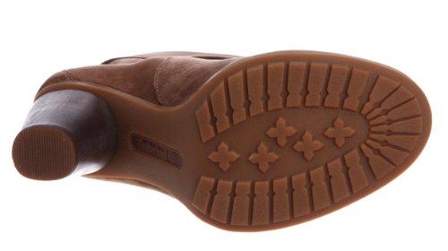 Timberland - Botines tacón, color: Marrón Marrón