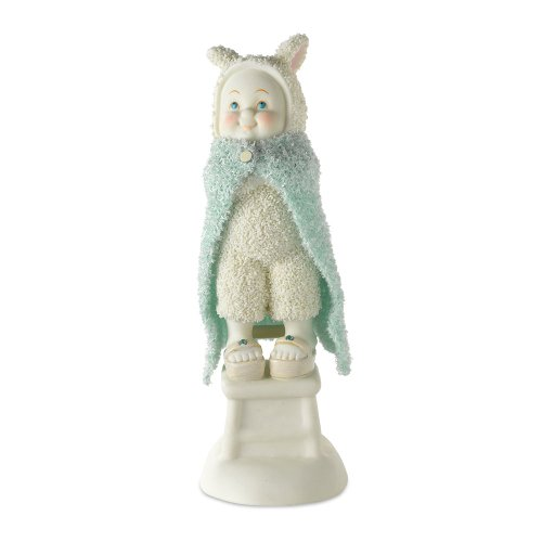 Snowbunnies Easter Time For Super Bunny Figurine (Snow Bunnies 56)