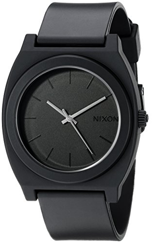 Nixon Time Teller P Watch – Matte Black