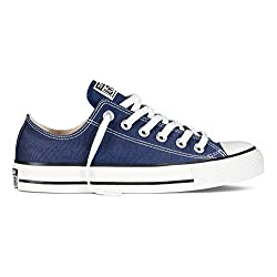 Converse Chuck Taylor OX All Star Mens Sneakers Navy m9697-10.5