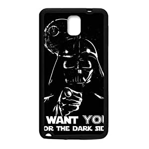 Happy Star Wars Phone Case for samsung galaxy Note3 Case