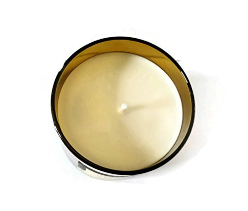8 oz - Clean Burning Soy Wax Social Impact and Purpose Driven Company Candlelix NY Hand-Poured Scented Candle in Christmas Season