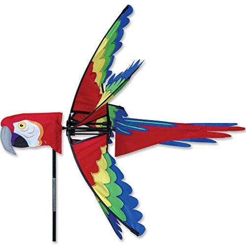 Spinner (Macaw Sculpture)