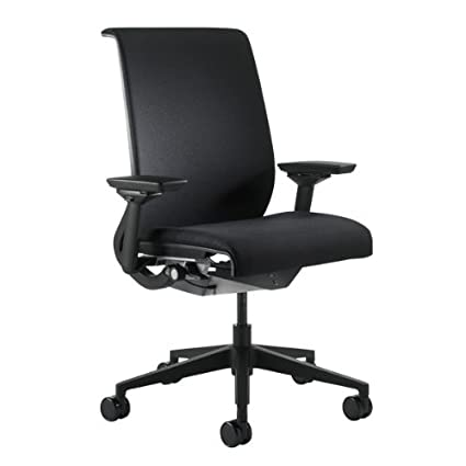Steelcase Think Fabric Chair, Black