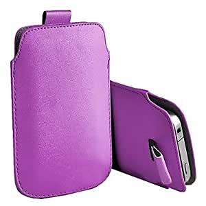 Universal PU Pouch for Samsung --- COLOR:Black