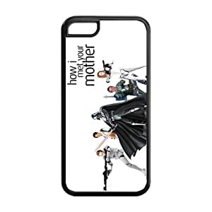 Fashion How i met your mother Personalized iPhone 5C Rubber Silicone Case Cover
