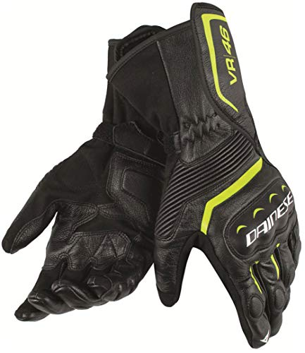 Dainese Fluorescent Yellow Leather 1815886 VAL M product image