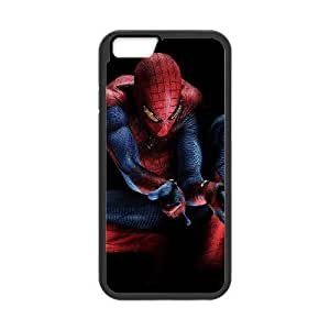 iphone6 plus 5.5 inch phone cases Black The Amazing Spiderman cell phone cases Beautiful gifts YWTS0435252