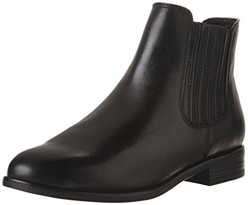 Steve APRIL Chelsea Women's Madden Black Boots rvwpr6q