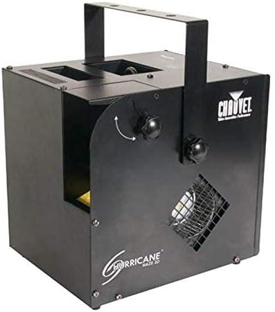 AC-130 Bag CHAUVET Hurricane Haze 2D Water-Based DJ Haze//Fog Machine w//Remote