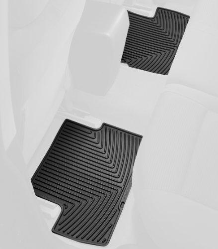 WeatherTech W3-W20 Floor Mat, Rubber, Front/Rear Beretta Front Floor Mat