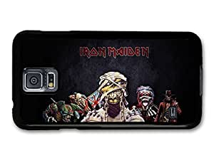 Iron Maiden Logo Monsters case for Samsung Galaxy S5 A6395