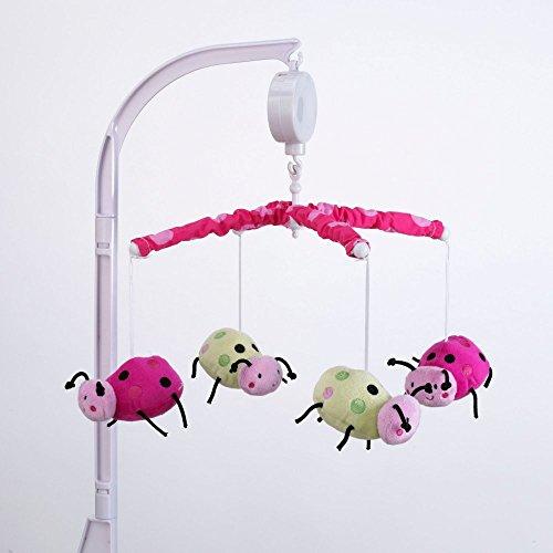 Ladybug Musical Mobile (Lil Lady Bug Musical Mobile)